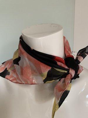 Folkloristische sjaal veelkleurig