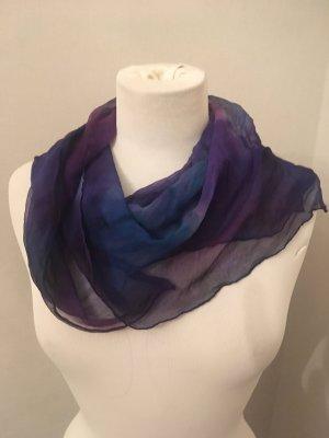 Handarbeit Silk Cloth multicolored chiffon