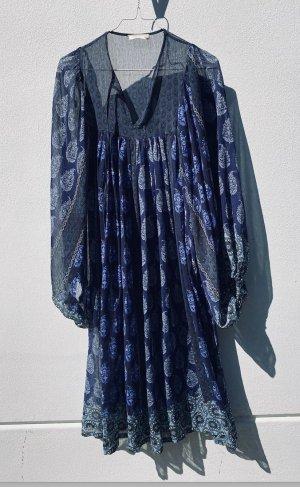 Zara Home Caftan dark blue