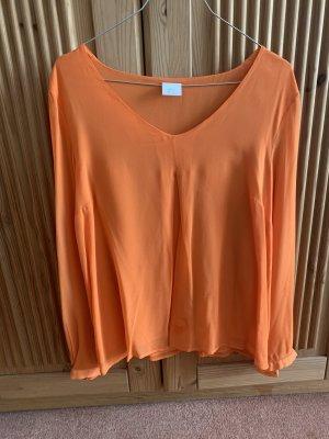 Alba Moda Camicetta da notte arancione