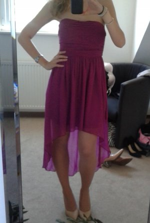 Vila Chiffon Dress violet