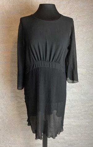 King Kong Szyfonowa sukienka czarny