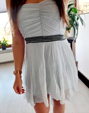 Chiffonkleid  / Vokuhila Kleid