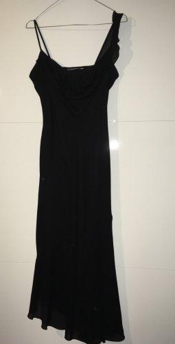 Chiffonkleid von H&M schwarz