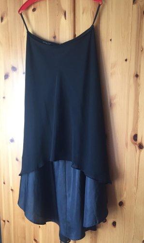 Apart Asymmetrische rok zwart