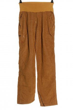 Chillaz High-Waist Hose braun Casual-Look