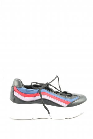 chillegs Sneakers met veters veelkleurig casual uitstraling