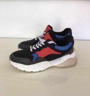 chillegs Sneakers met veters veelkleurig