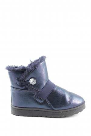 chillegs Snowboots blau Casual-Look