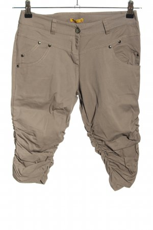 Chilli 3/4 Length Trousers brown casual look