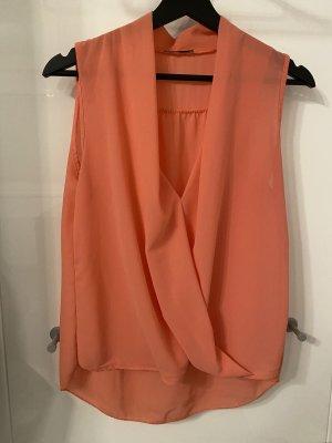 Chilli Transparent Blouse pink