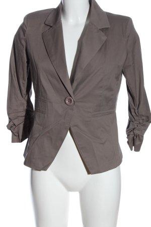 Chilli Short Blazer brown casual look