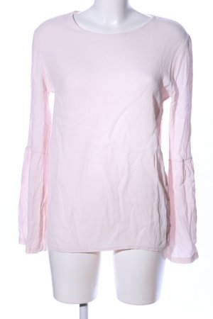Chilli Long Sleeve Blouse pink casual look