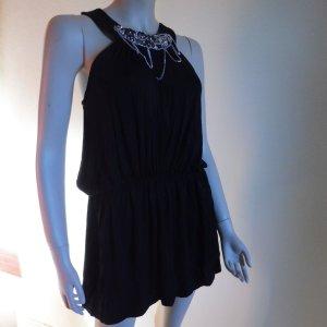 Chilli Summer Dress black-silver-colored