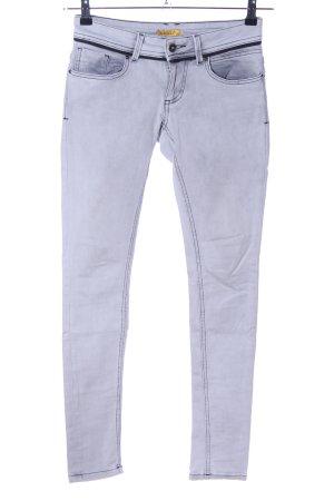 Chilli Skinny Jeans hellgrau Casual-Look