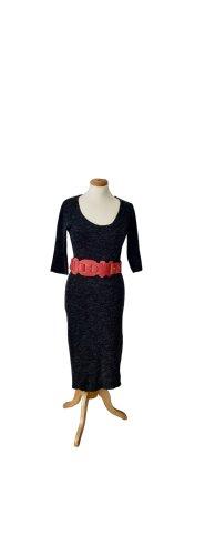 Chilli Knitted Dress black