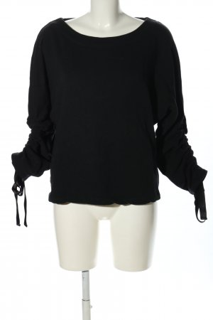 Chilli Sweatshirt schwarz Casual-Look