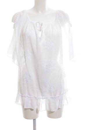 Chilli Tunic Blouse white elegant