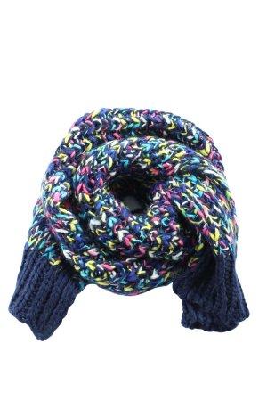 chillin Crochet Scarf weave pattern casual look