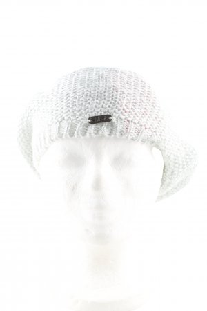 Chillouts Beret light grey elegant