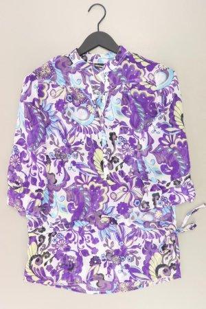 Chillytime Bluse mit Blumenmuster Größe 36 lila