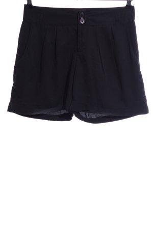 Chillytime High-Waist-Shorts blau Casual-Look
