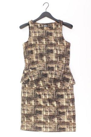 Chillytime Kleid Größe 38 braun aus Polyester