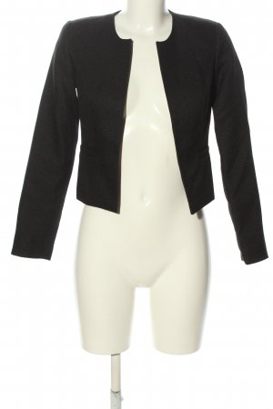 Chillytime Short Blazer black casual look