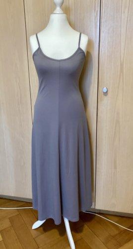 Chillytime Maxi abito viola-grigio-grigio-lilla Poliestere