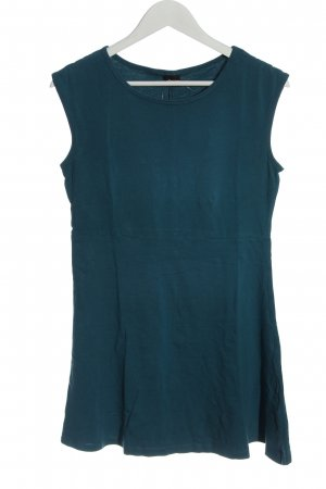 Chillytime Basic topje blauw gestippeld casual uitstraling