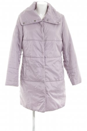 Chillytime Quilted Coat lilac casual look