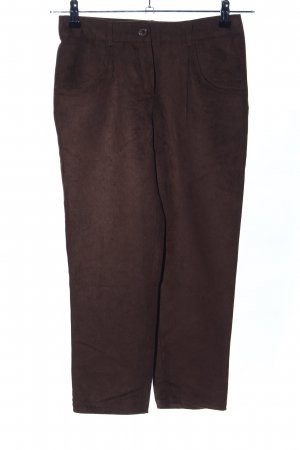 Chillytime Stoffhose braun Casual-Look