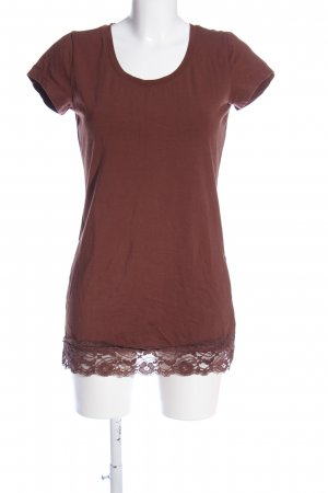 Chillytime T-Shirt braun Casual-Look