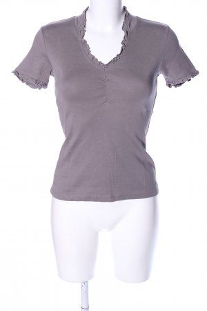 Chillytime T-Shirt lila Casual-Look
