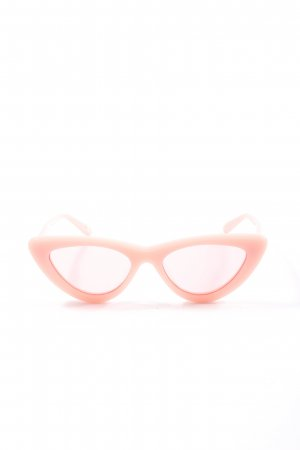 Chimi Gafas Retro rosa look casual