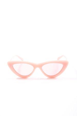 Chimi Occhiale stile retro rosa stile casual