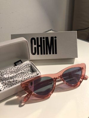 Chimi Oval Sunglasses pink
