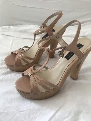 Chinese Laundry High Heel Sandal nude-beige