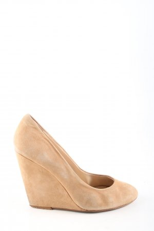 Chinese Laundry Keil-Pumps nude Casual-Look