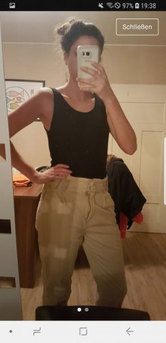 H&M Pantalon marron clair