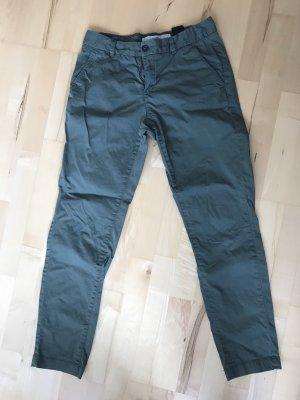 H&M L.O.G.G. Pantalon chinos kaki