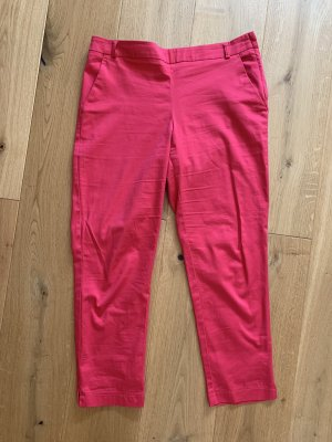 Orsay 7/8 Length Trousers bright red-salmon