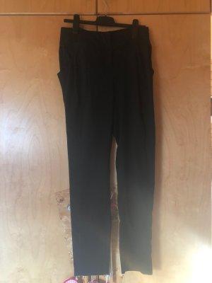 Chino Anzug Hose schwarz Vero Moda