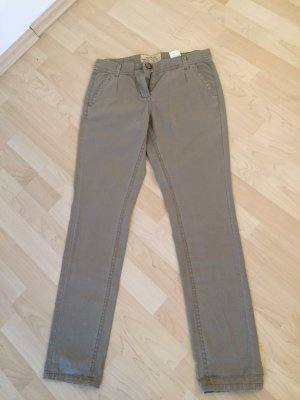 QS by s.Oliver Pantalone chino beige