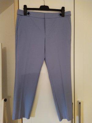 Mango Pantalone chino azzurro