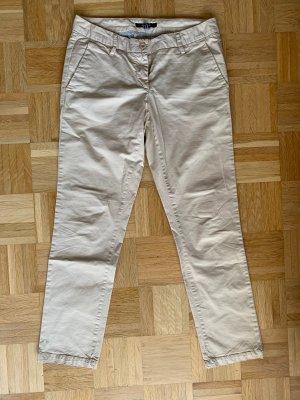 Gant Pantalone chino crema