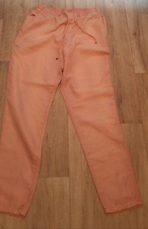 Esprit Pantalon chinos or rose
