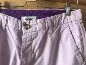 Acne Pantalone malva