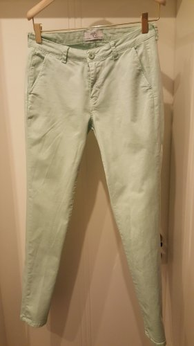 Chinos turquoise-mint