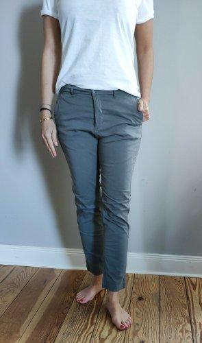 Adolfo Dominguez Pantalone chino grigio